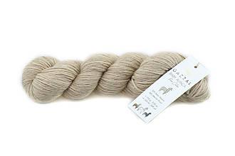 Gazzal Baby Alpaca Pure Color, Крем-брюле №6453