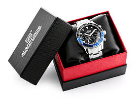 Коробка подарочная для наручных часов NaviForce c подушкой (твердая) #S/O