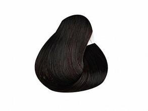 Краска-уход для волос ESTEL professional DE LUXE 4/75 De Luxe Шатен коричнево-червоний