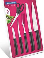 Набор ножей и приборов Tramontina ATHUS 6 предметов (23099/090) ножницы и вилка для мяса