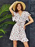 """Платье женское летнее брендовое Craset """"Адриана"""" (3 цвета, р.S-XL), фото 8"""
