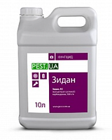 Фунгіцид Зидан, кс (карбендазим, 500 г/л) - 5 л |PEST.UA