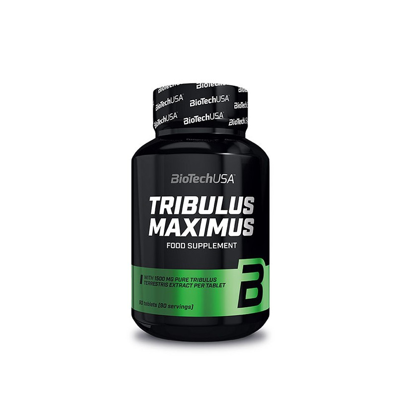 Тестостероновый бустер BioTech Tribulus Maximus 90caps.