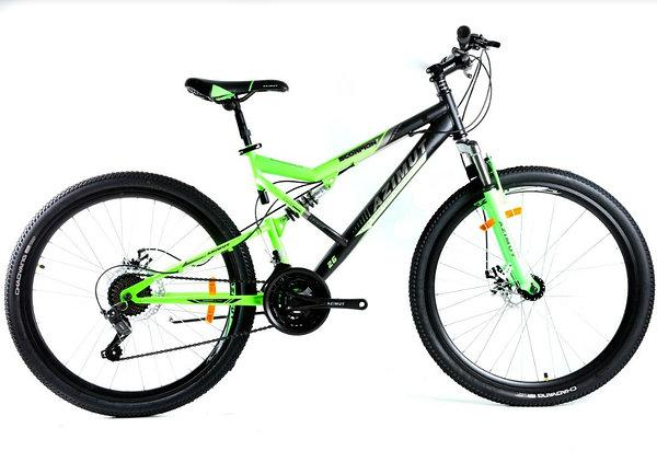 "Велосипед Azimut Scorpion 26"" x17 FRD"