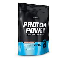 Многокомпонентный протеин BioTech Protein power 1kg. (ШОКОЛАД)