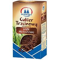 Темний тростинний цукор мусковадо 500 грам