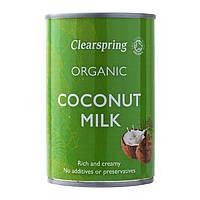 Кокосовое молоко органическое 200мл, Clearspring