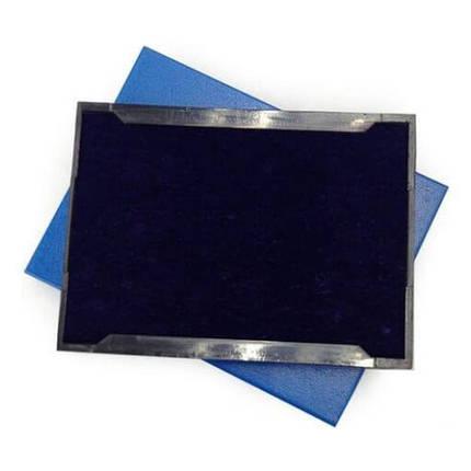 Штемпельна подушка для штампа 30x50 мм, Shiny S-827-7, фото 2
