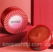 Патчі гелеві червоні водорості 60 пластин Bioaqua Haematococcus Pluvialis