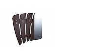 Вешалка для одежды открытая ВО-03 / РТВ-Мебель