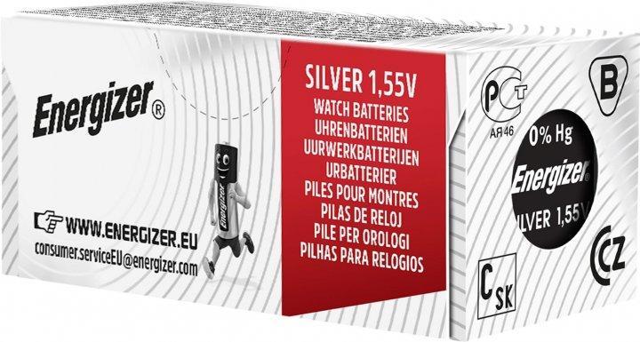 Батарейки Energizer 377