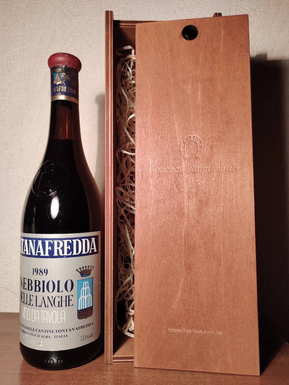 Вино 1989 року Sudtiroler Blauburgunder Італія