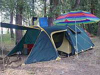 Намет Tramp Grot-B 4 м, TRT-037. Палатка туристична. Намет туристичний, фото 1