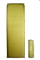 Самонадувний килимок комфорт TRAMP TRI-011. 185 х 130 х 5 див. Карімат. Килим туристичний