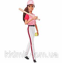 Лялька Барбі Олімпійські ігри Токіо Софтбол Barbie Olympic Games Tokyo 2020 GJL77