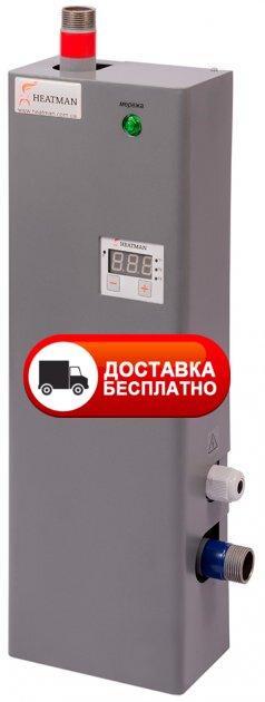 Котел електричний без насоса 6 кВт Heatman Light
