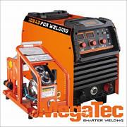 Сварочный полуатоматический аппарат 2 в 1 MegaTec STARMIG 500S (MIG/MMA)