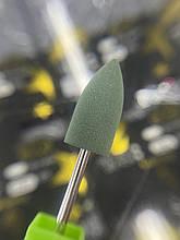 Силиконовая фреза  М-72 - Пуля средняя (Мягкая)