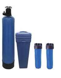 Комплект для комплексной очистки воды Дачный
