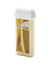 Теплий віск у картриджі для депіляції Банан ItalWax, 100 мл