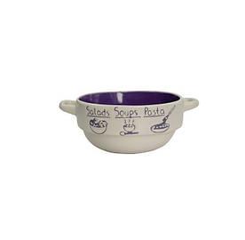 Супниця 680 мл Soup Party Purple Milika М04100-320А