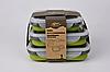Набор из 3х силиконовых контейнеров Tramp (400/700 / 1000ml) olive