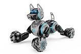 Інтерактивна робот-собака для хлопчика 666-800A на радіокеруванні Чорна, фото 3