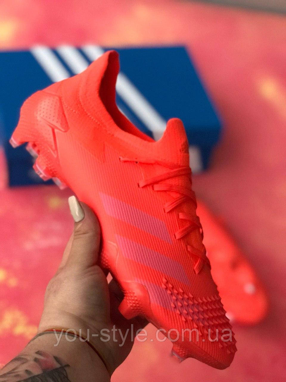 Бутси Adidas Mutator 20.1 FG/адідас мутатор/копи/футбольна взуття