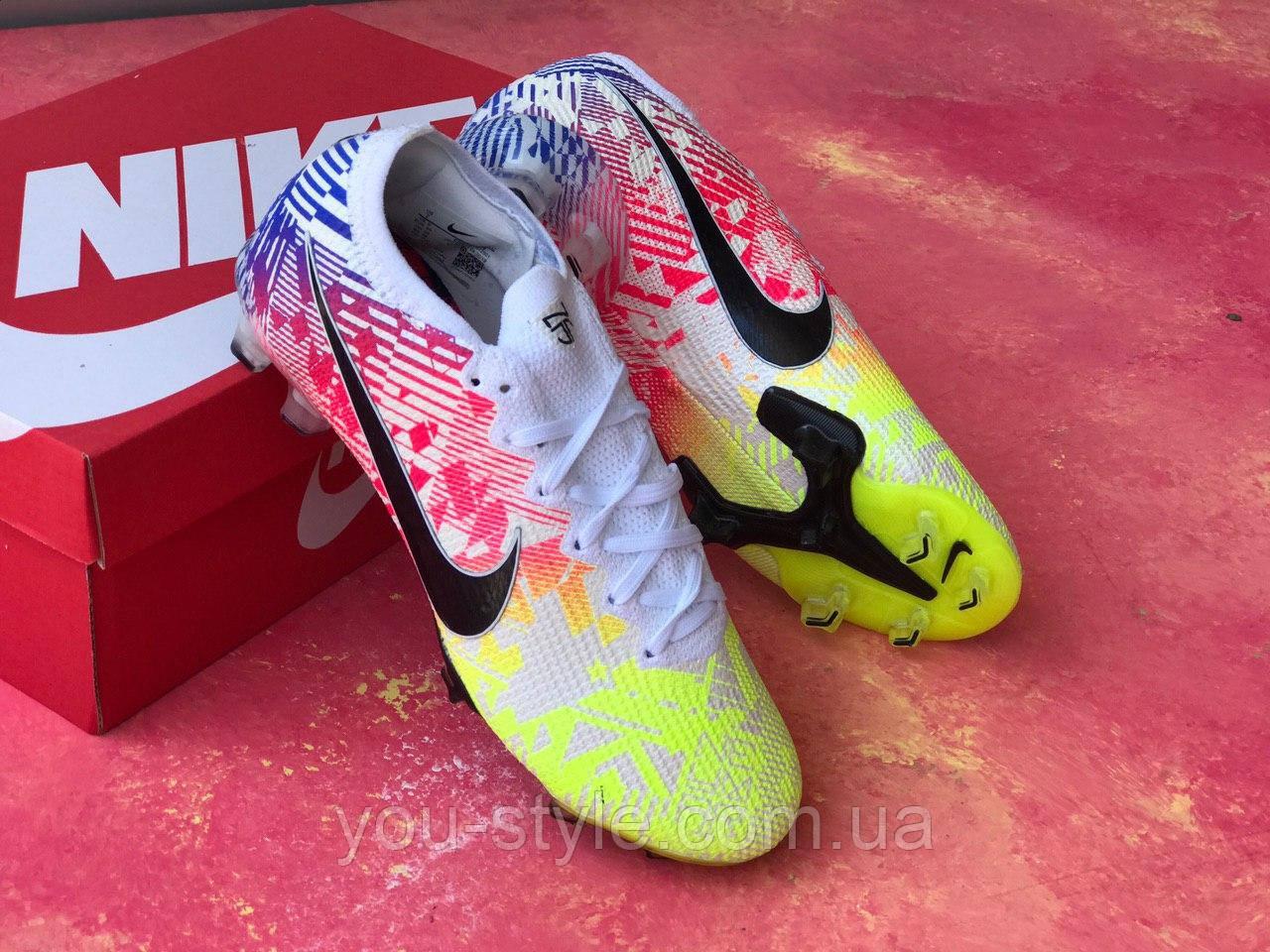 Бутсы Nike Mercurial Vapor 13 Academy Neymar Jr. MG/найк меркуриал вапор/ копы
