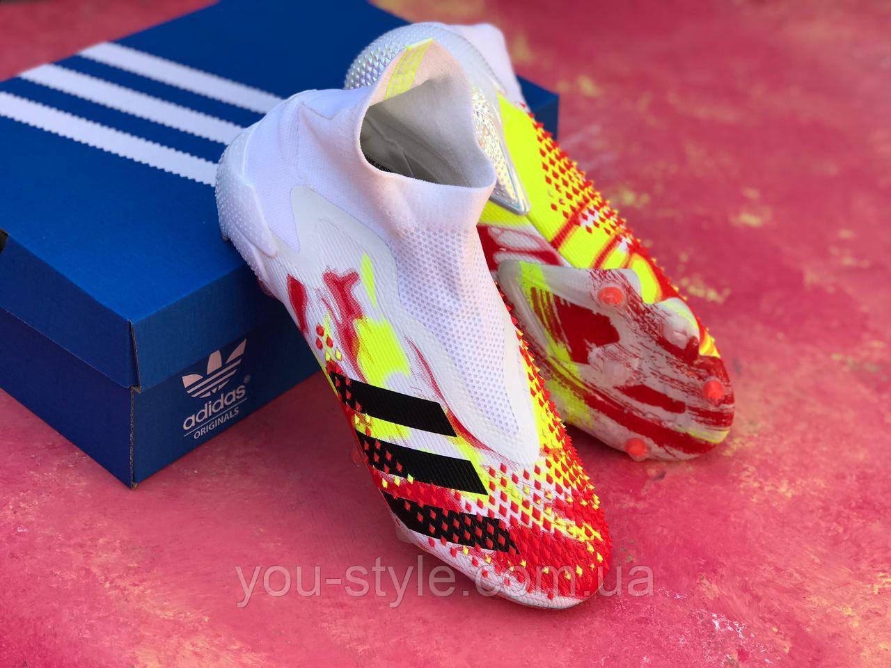Бутсы Adidas Mutator 20+ FG /бутсы адидас/ футбольная обувь