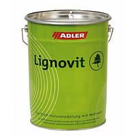 Краска для дерева на водной основе Lignovit Color, Adler