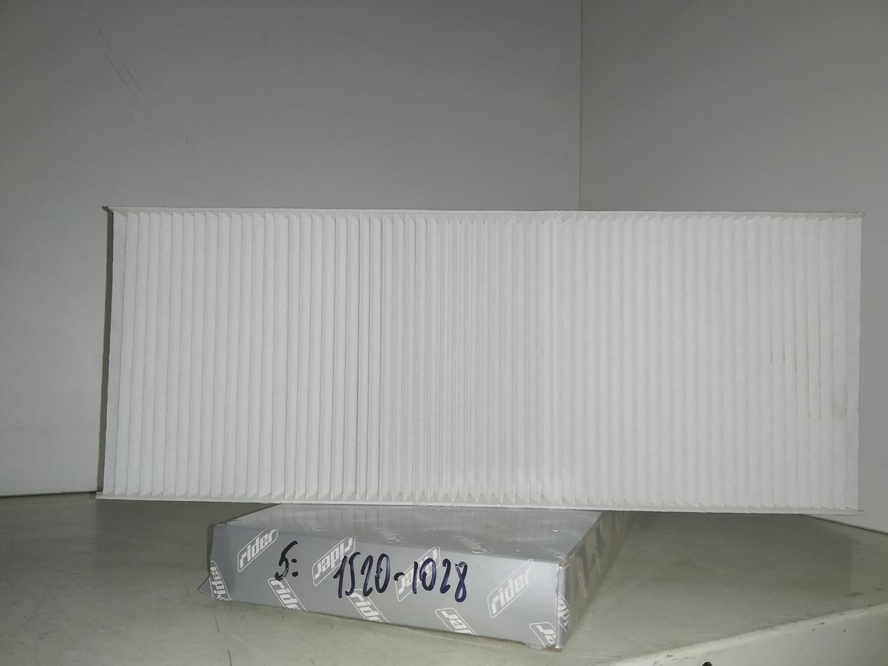 Фільтр салону AUDI A4 (95-01, VW PASSAT 96-00