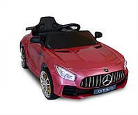Електромобіль Just Drive GTS-1 - рожевий