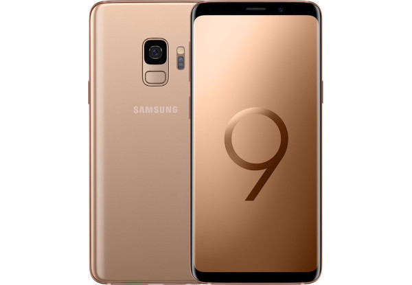 Новий Samsung Galaxy S9 SM-G960FD 6/64gb dual sim sunrise gold Європа