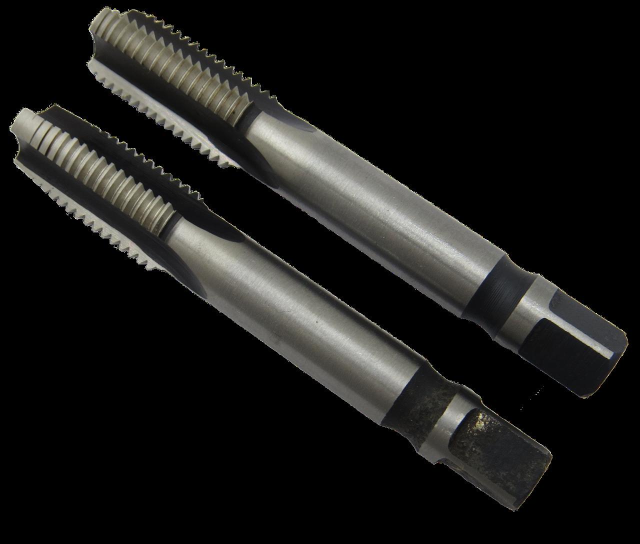 Метчик машинно-ручной М9х1,25 Р6М5 Н2 комплект из 2х штук