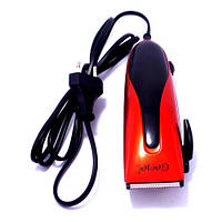 Машинка для стрижки волос Gemei GM-1012 Red Black 005210, КОД: 2350678