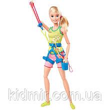 Лялька Барбі Олімпійські ігри Токіо Спортивне скелелазіння Barbie Olympic Games Tokyo 2020 GJL75