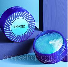 Патчі гелеві з синім мідним пепетидом Blue Copper Peptide Essen Bioaqua 60 пластин