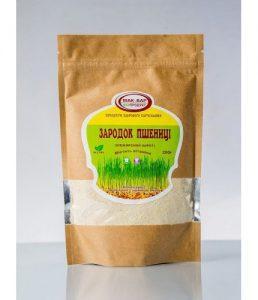 Шрот зародків пшениці 200г пакет Мак-Вар