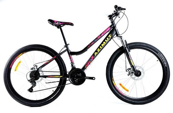Велосипед Azimut Pixel 24 дюйма GFRD рама х12