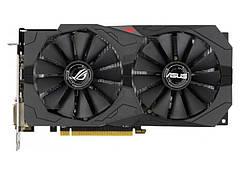 Видеокарта AMD Radeon RX 570 8GB GDDR5 ROG Strix Gaming Asus (ROG-STRIX-RX570-8G-GAMING)