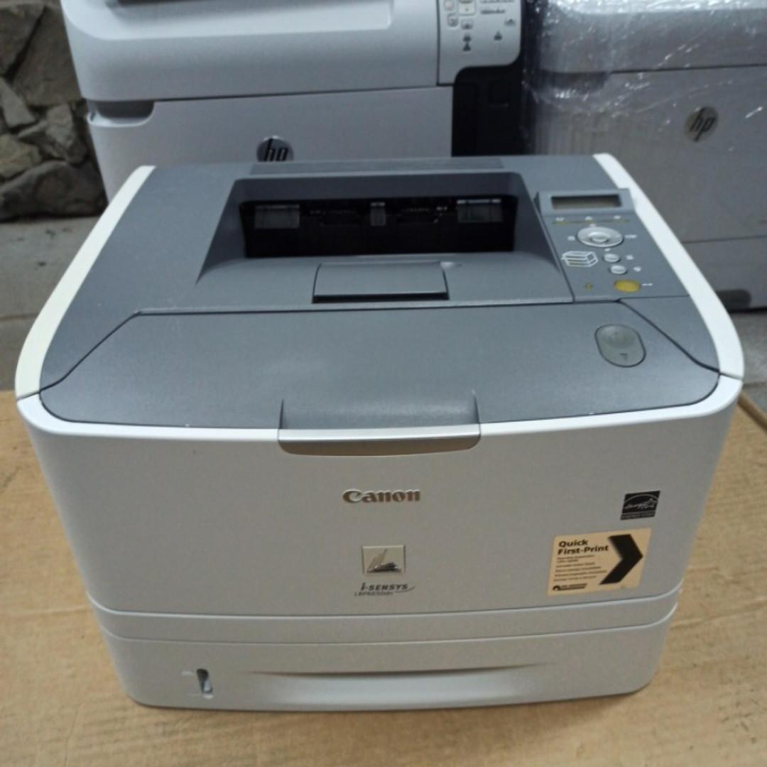 Принтер Canon i-SENSYS LBP6650 DN пробіг 15 тис. з Європи