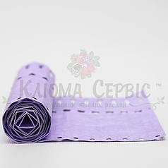 Бирка для растений Петелька Tyvek 12.7x160 мм, фиолетовая