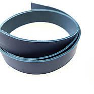 Заготовка под ремень (комплект) Синий, 35.0, фото 2
