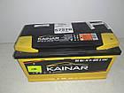 Акумулятор 90Ah KAINAR Standart 800A R (Правий+ Євро), фото 2