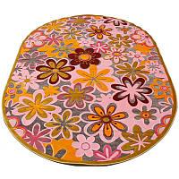 Яскравий квітковий килим 190*290 див.