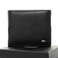 Мужской кошелек, портмоне DR. BOND (MSM-3 черный), фото 1