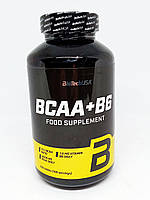 Аминокислоты BCAA + B6 BioTech (200 tab)
