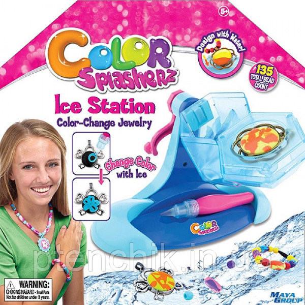 Игровой набор Color Splasherz Ice Design Station
