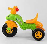 Велосипед триколісний 07-163 Pilsan клаксон, фото 5